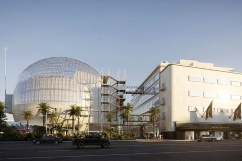 Academy Museum of Motion Pictures|Gensler