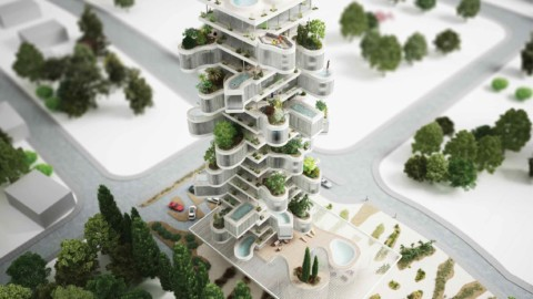 Cleelia Tower Limassol|NL Architects