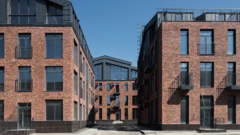 Studio 12 Apartment Complex   T+T Architects