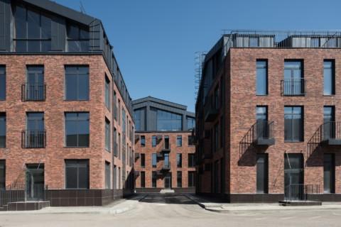 Studio 12 Apartment Complex | T+T Architects