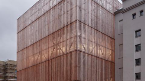 Ernst Busch University of Performing Arts | O&O Baukunst