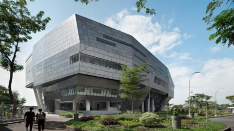 WM Plenary Hall | Bgnr Architects