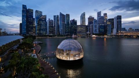 Apple Marina Bay Sands | Foster + Partners