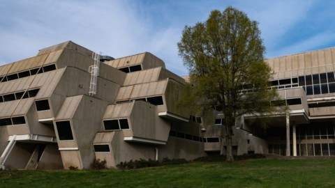 Paul Rudolph's Burroughs Wellcome building in North Carolina faces demolition|保羅·魯道夫(Paul Rudolph)在北卡羅來納州的Burroughs Wellcome建築面臨拆除