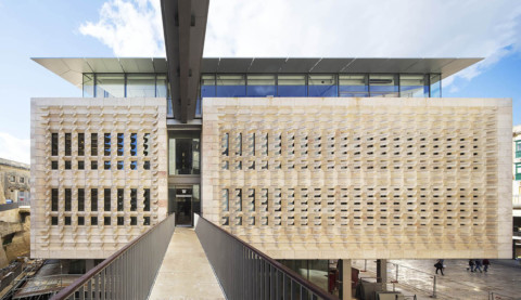 Valletta City Gate | Renzo Piano Building Workshop