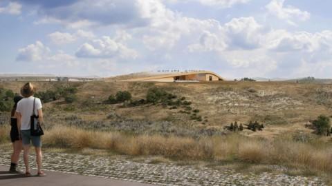 Snøhetta to design Theodore Roosevelt Presidential Library in North Dakota|Snøhetta將設計北達科他州的西奧多·羅斯福總統圖書館