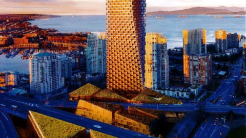 Vancouver House|Bjarke Ingels Group