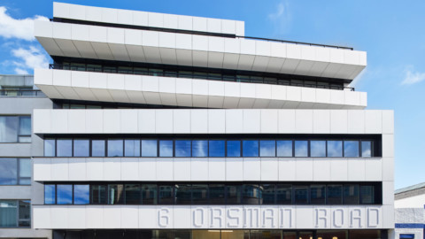 Storey teams up with Waugh Thistleton Architects to design reconfigurable CLT office building with flexible workspaces|樓層與Waugh Thistleton Architects合作,設計了具有靈活工作區的可重構CLT辦公大樓