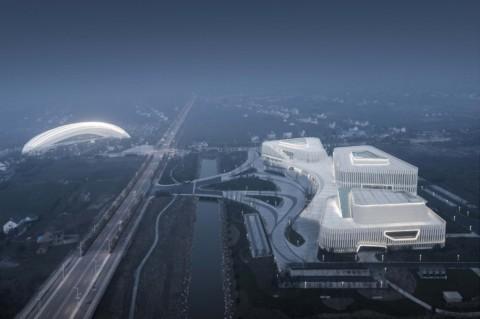 Rudong Culture Center | TJAD