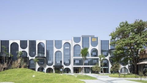 Beijing Fashion Factory B Courtyard   AntiStatics Architecture