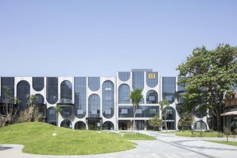 Beijing Fashion Factory B Courtyard | AntiStatics Architecture