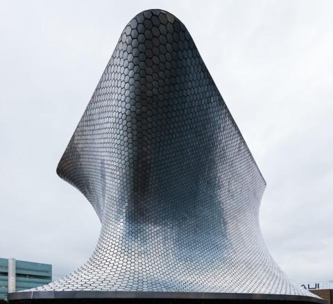 MUSEO SOUMAYA Fernando Romero