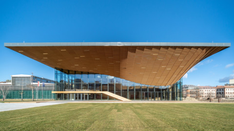 National Dance Theater | ZDA – Zoboki Design and Architecture