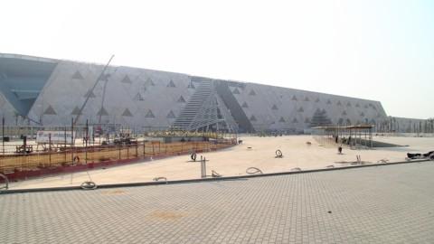 Grand Egyptian Museum|Heneghan Peng