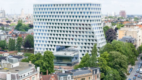 Headquarters of the Province of Antwerp | XDGA – Xaveer De Geyter Architects