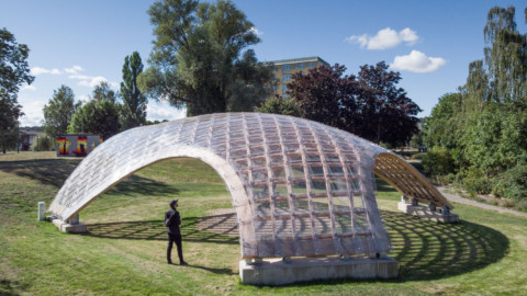 Portalen Pavilion | Map13 Barcelona + Summum Engineering + Edyta Augustynowicz