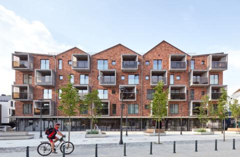 Residential Block in Paupys | Architektūros linija