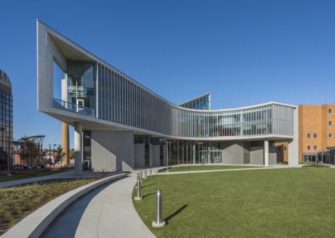 University of Cincinnati Health Sciences Building   Perkins&Will