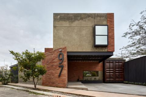 House 97   César Solórzano arquitectos