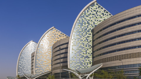 Sidra Medical and Research Center | Pelli Clarke Pelli Architects