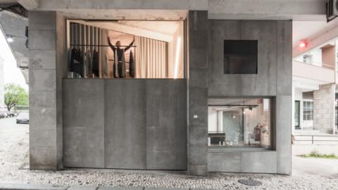 Maison826 – Nuno Ferreira Capa | Arquitectura e design