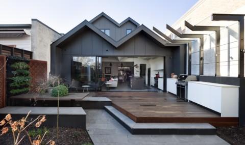 Elmhurst House | Rebecca Naughtin Architect