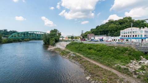 Daniel Libeskind to create waterfront eighbourhood on Delaware River 丹尼爾·裡伯斯金(Daniel Libeskind)在特拉華河上創建海濱社區