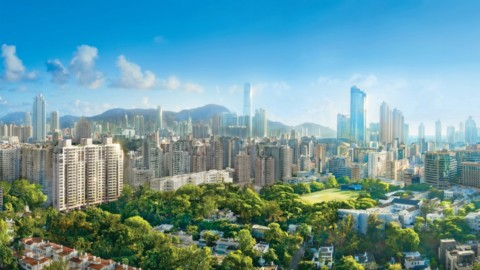 RAMSA designs St. George's Mansions with sweeping views across Hong Kong's lush Kadoorie Hill neighbourhood|RAMSA設計的聖喬治大廈在香港鬱鬱蔥蔥的Kadoorie Hill街區一覽無餘