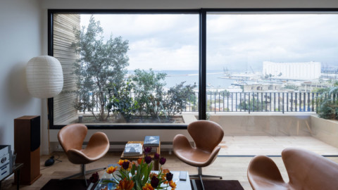 Lina Ghotmeh's Stone Garden apartment block survives Beirut explosion|Lina Ghotmeh的Stone Garden公寓樓在貝魯特爆炸中倖存下來