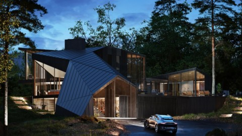 Aston Martin collaborates with S3 Architecture to design first residential project|阿斯頓·馬丁與S3 Architecture合作設計第一個住宅項目