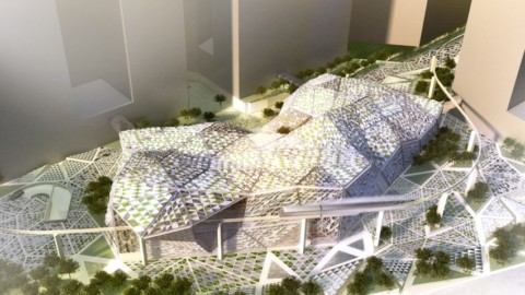 King Abdullah Financial Center Conference Center| Skidmore, Owings & Merrill