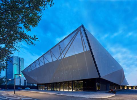 Merkez Ankara Showroom   Yazgan Design Architecture