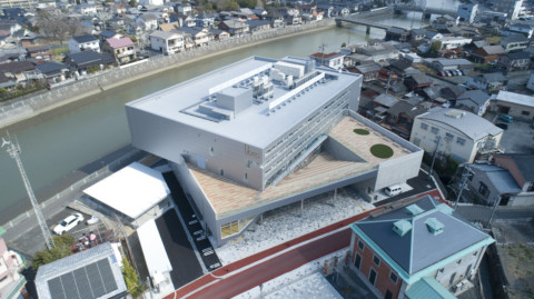 Librio Yukuhashi Library | MIKAMI Architects