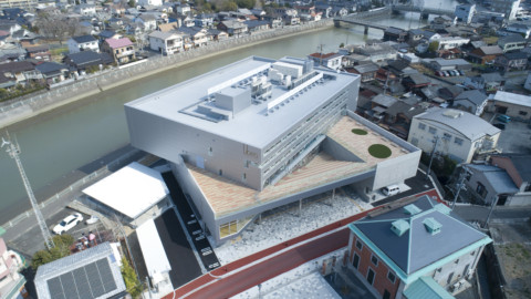 Librio Yukuhashi Library   MIKAMI Architects
