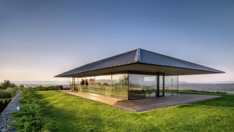 Observation House   I/O architects