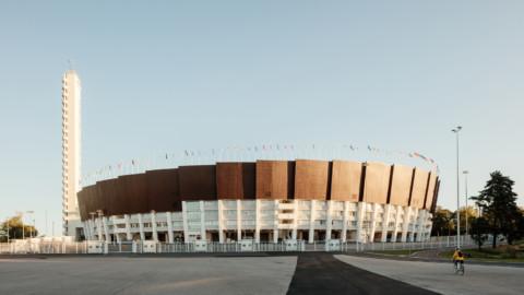 Helsinki Olympic Stadium | K2S Architects + Architects NRT