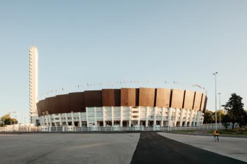 Helsinki Olympic Stadium   K2S Architects + Architects NRT