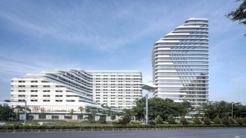 Shenzhen Metro Changzhen Depot Complex | BLVD International