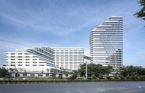 Shenzhen Metro Changzhen Depot Complex | BLVD International