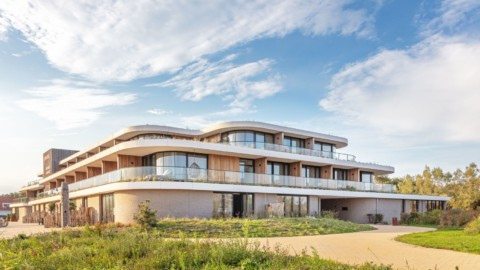 Duinhotel Breezand | RoosRos Architecten