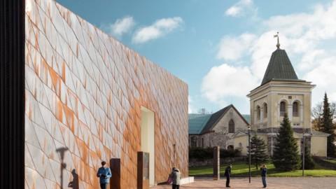 Kirkkonummi Library | JKMM Architects