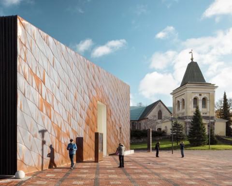Kirkkonummi Library   JKMM Architects