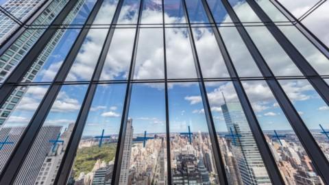 Foster + Partners' 425 Park Avenue skyscraper nears completion in New York|Foster + Partners的425 Park Avenue摩天大樓在紐約即將竣工