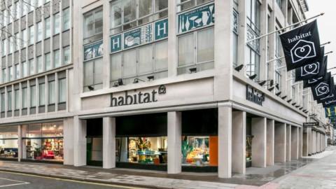 Habitat to close flagship store on London's Tottenham Court Road after more than half a century 半個多世紀後,人居中心關閉了倫敦托特納姆法院路的旗艦店