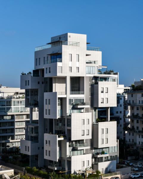 Z-5 Design Building   Amir Mann-Ami Shinar Architects