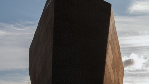 Snøhetta designs carbon-negative Powerhouse Telemark office in Norway Snøhetta在挪威設計了碳負離子Powerhouse Telemark辦公室