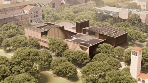 Adjaye Associates to create student hub for Rice University in Texas|Adjaye Associates將為德克薩斯州萊斯大學創建學生中心