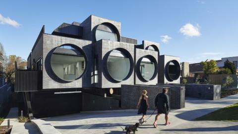 Cirqua Apartments   BKK Architects