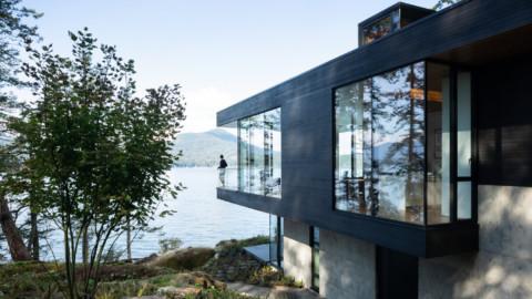 Bowen Island House | Office Of Mcfarlane Biggar Architects + Designers Inc.