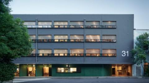 "Neri&Hu embody ethos of ""reflective nostalgia"" with own architecture studio in Shanghai|Neri&Hu在上海擁有自己的建築工作室,體現了""反思懷舊""的精神"